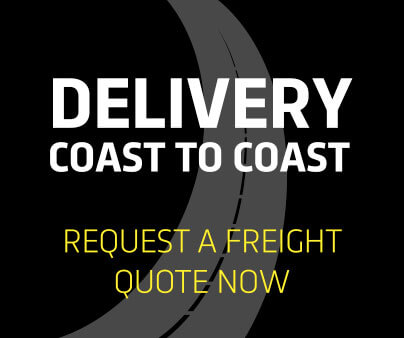 Delivery Coast-to-Coast! Request a freight quote now!