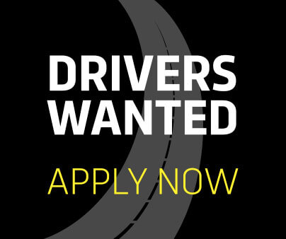 Drivers Wanted! Apply Now!